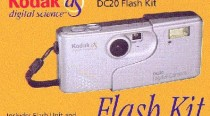 6Kodak DC20 flash kit