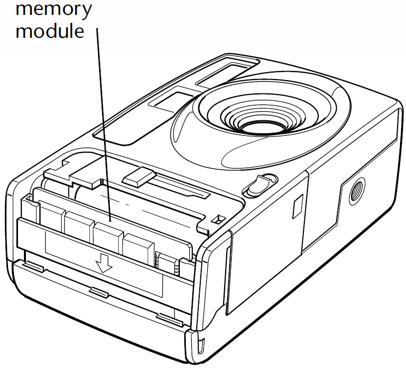 Epson PhotoPC manual drawing