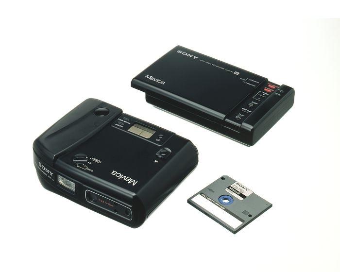 Sony MVC-C1 (1988)