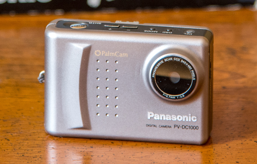 Panasonic PV-DC1000 (1997)