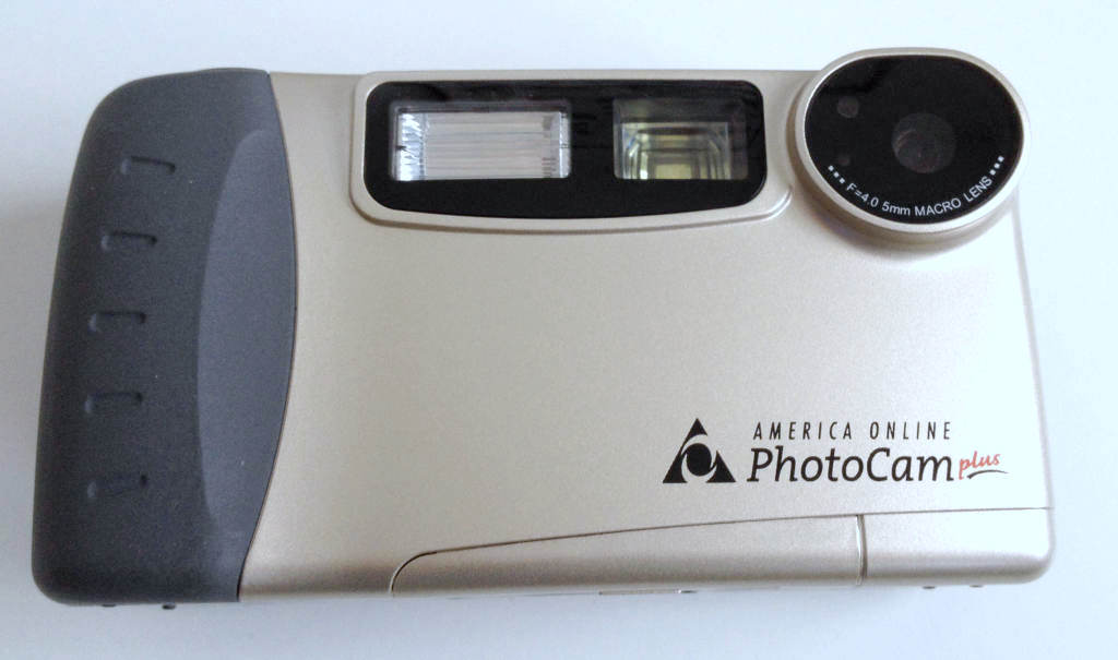 AOL PhotoCam Plus (1999)