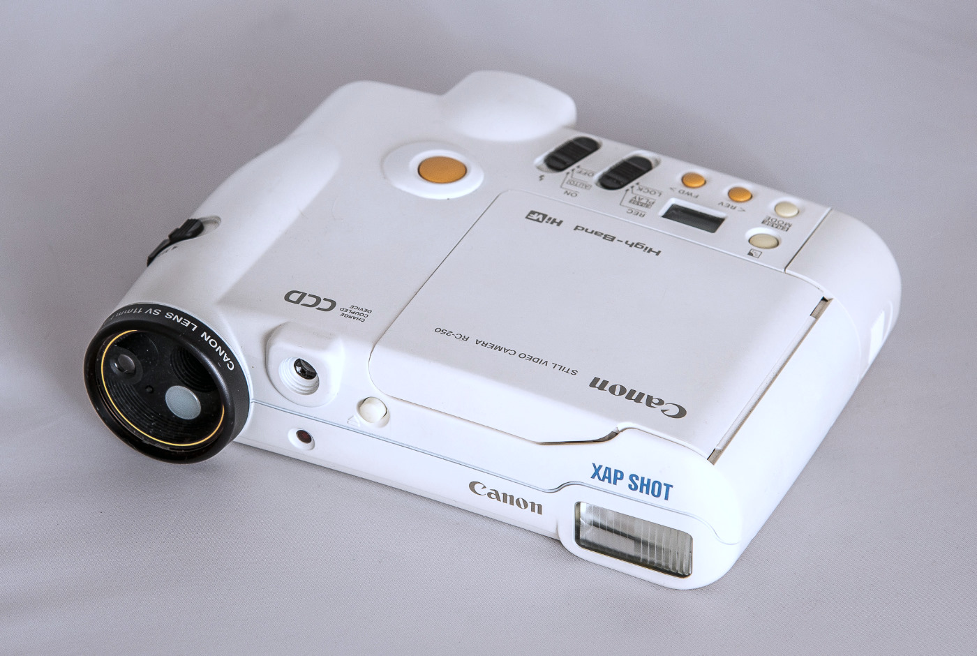 Canon ION RC-250 (1988)