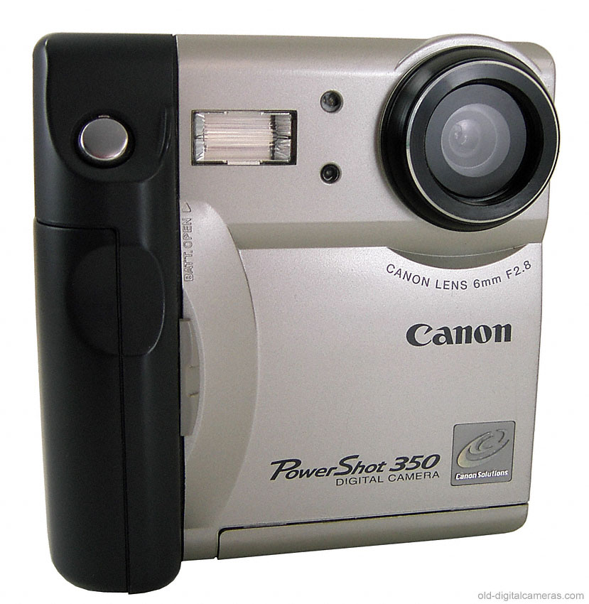 Canon PowerShot 350 (1997)