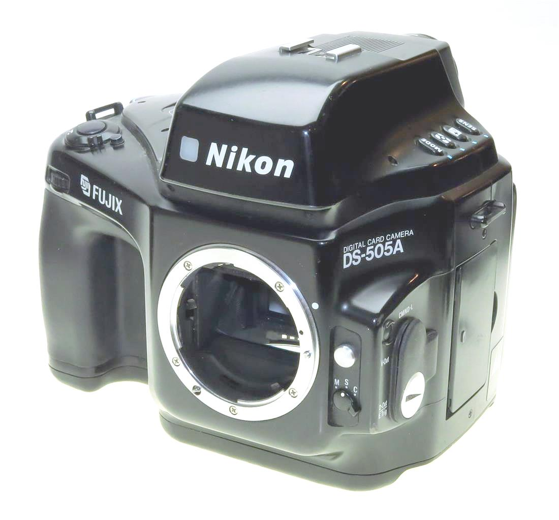Fujix DS-505A (1996)