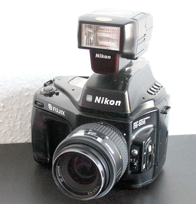 Fujix DS-505 (1995)
