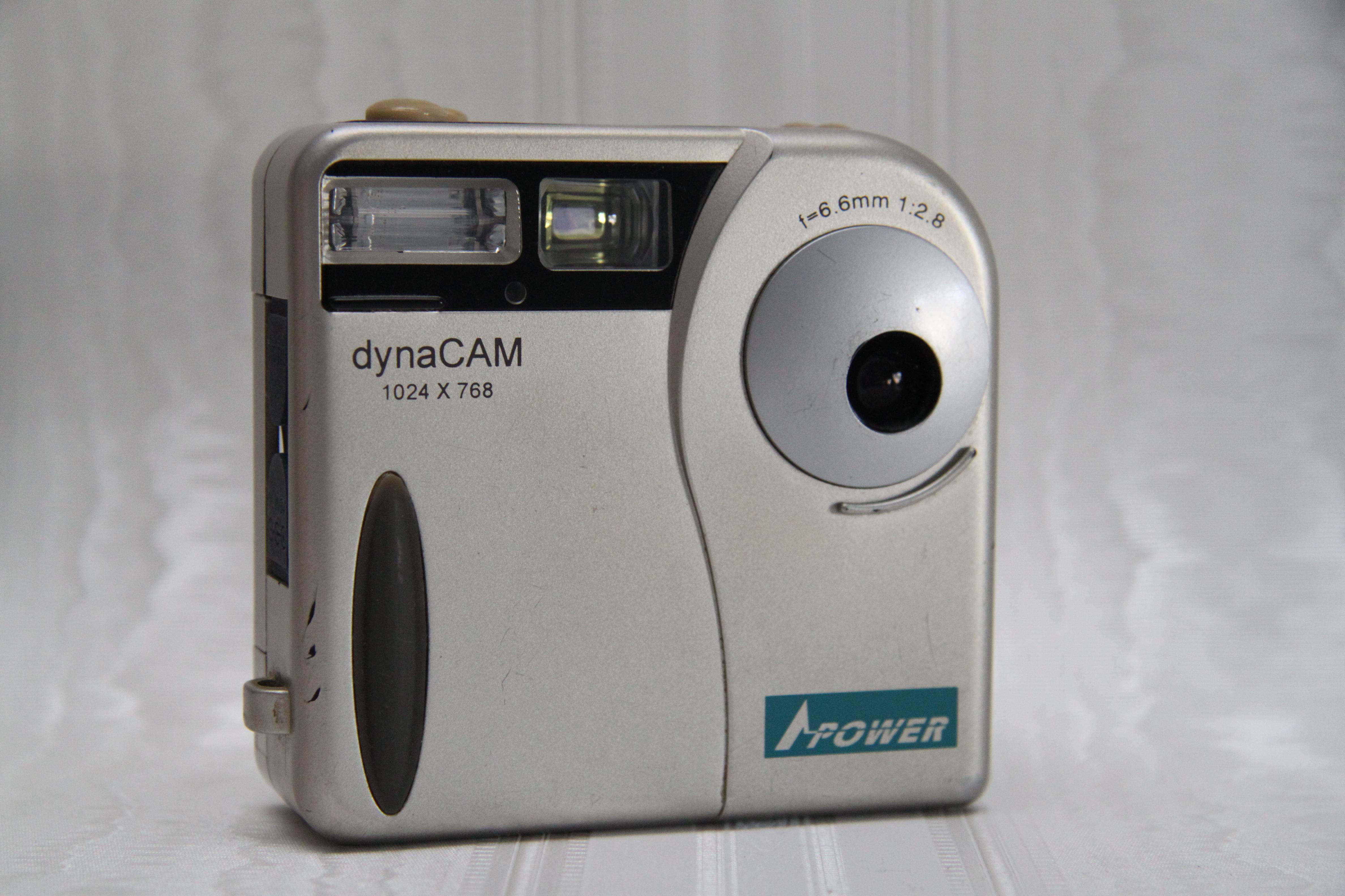 dynaTRON dynaCAM 800 (1999)