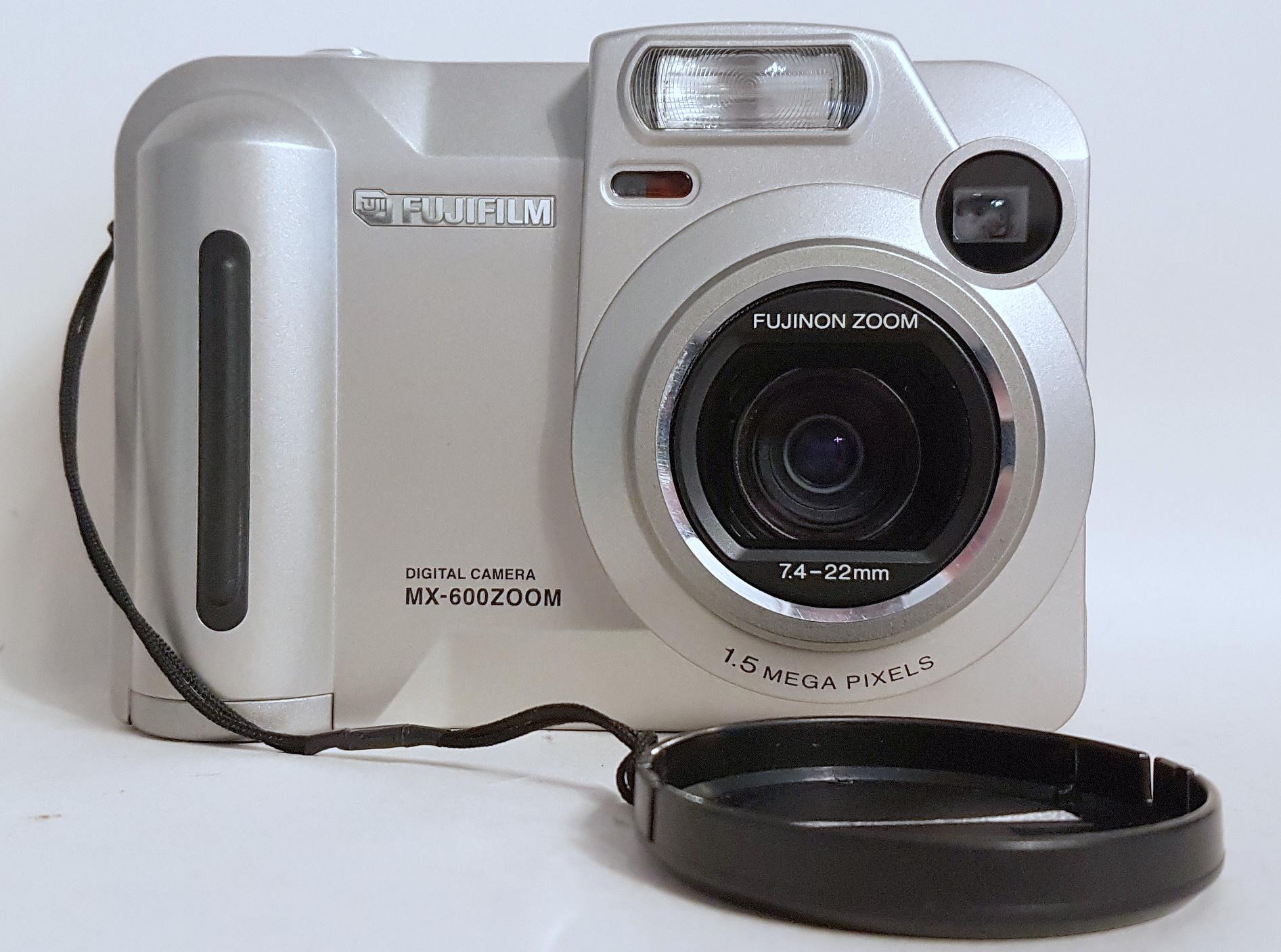 Fujifilm MX-600 Zoom (1998)