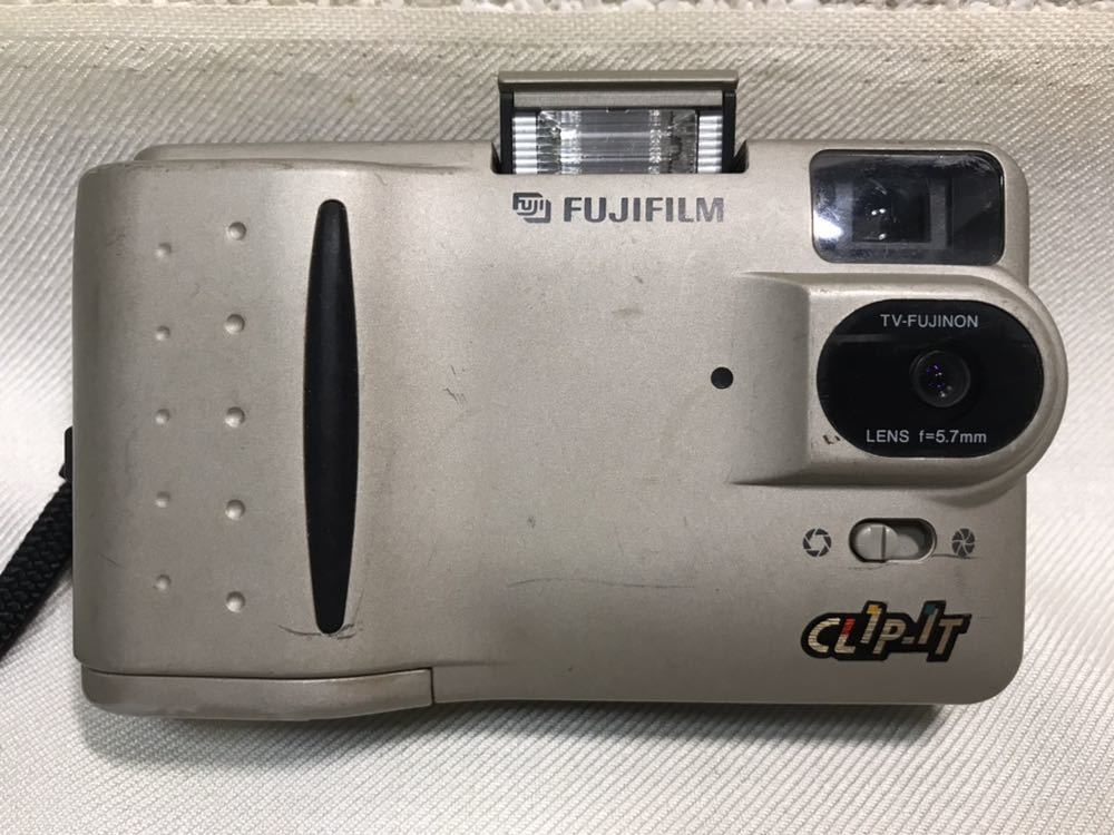 Fujifilm Clip-It DS-10 (1997)