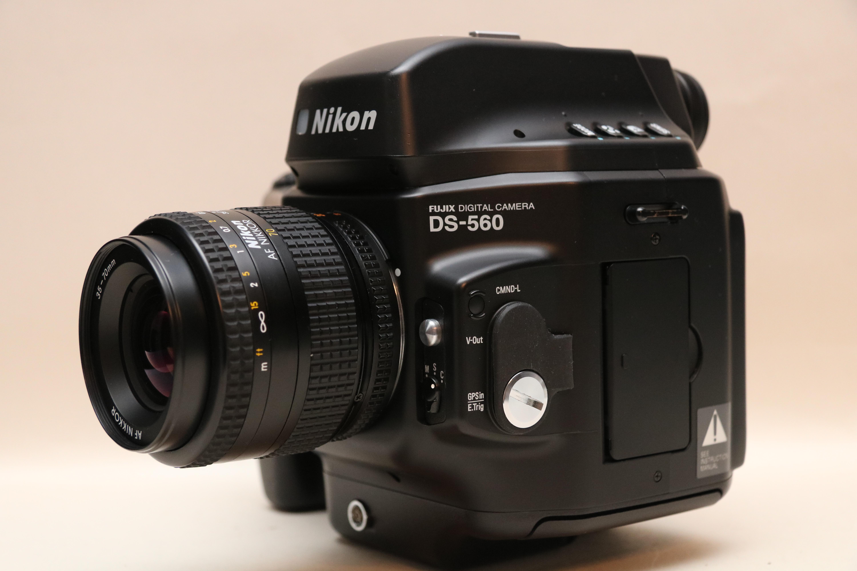 Fujix DS-560 (1998)
