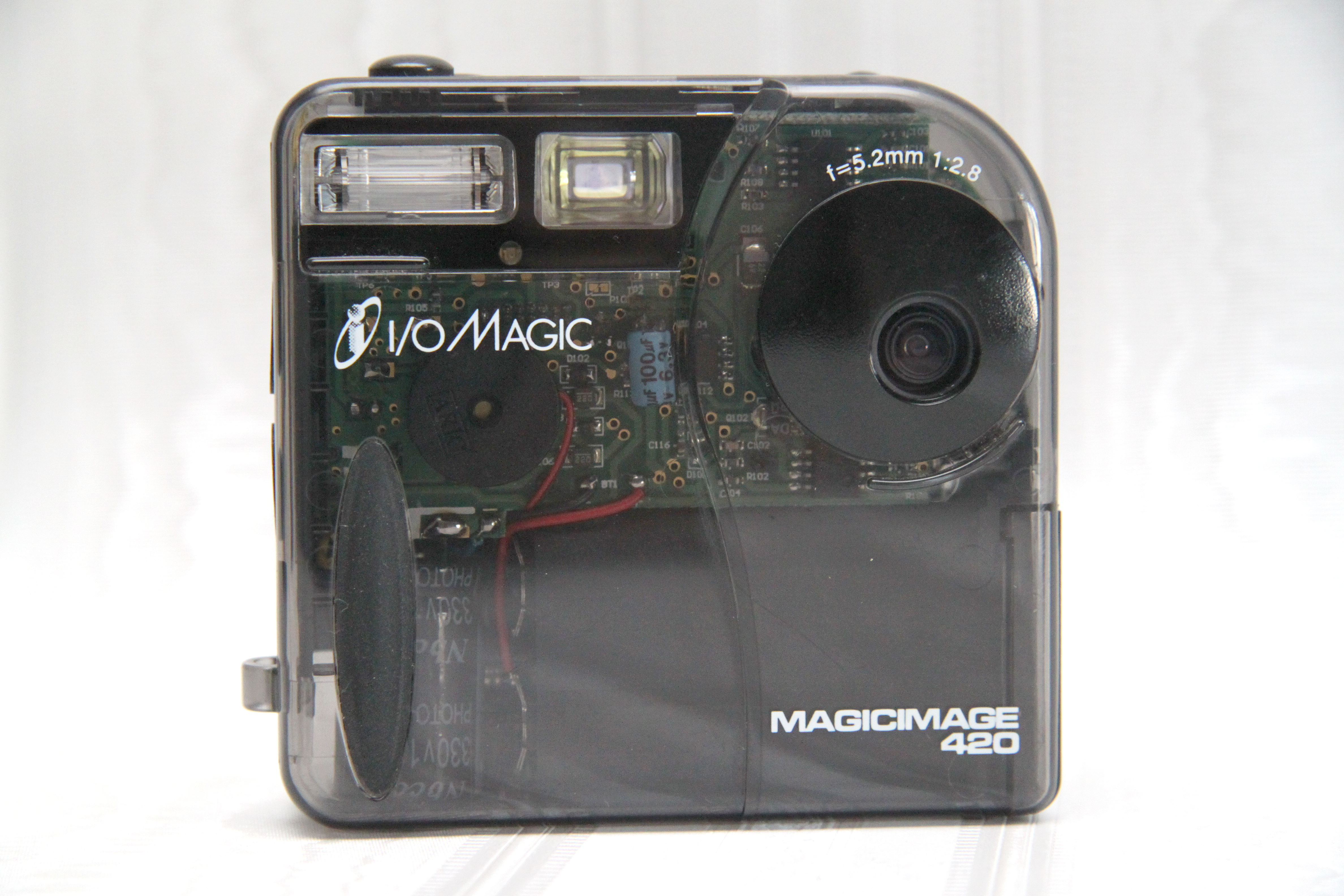 I/O MagicImage 420 (1999)