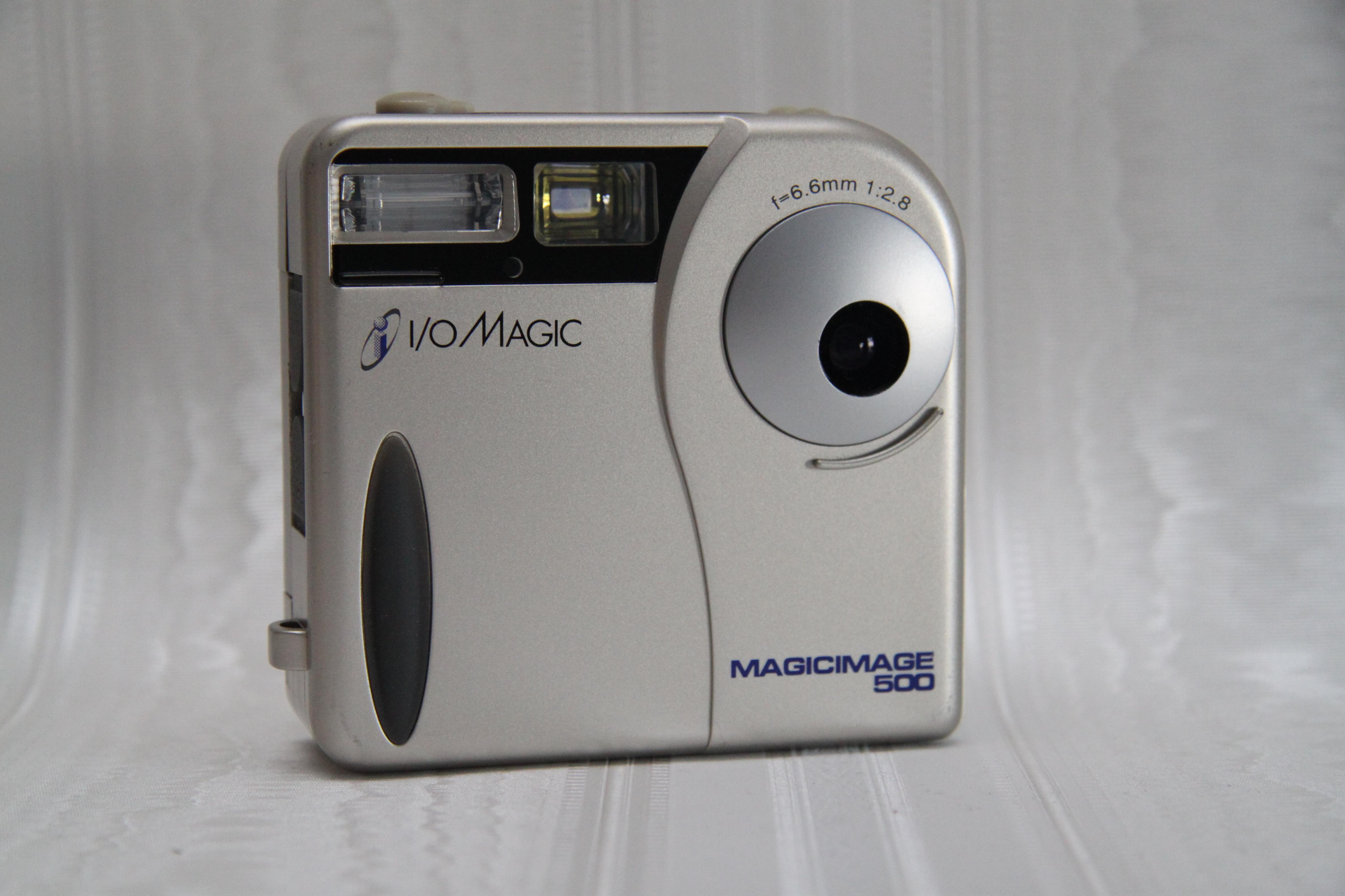 I/O MagicImage 500 (1999)