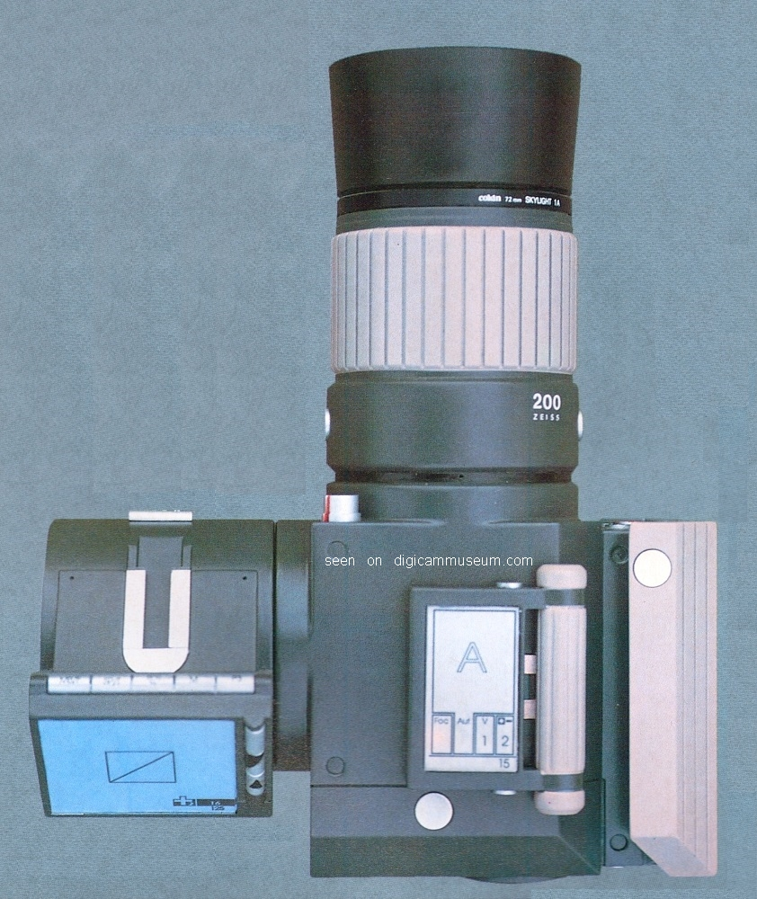 Medium Format Still Video Prototype (1990)