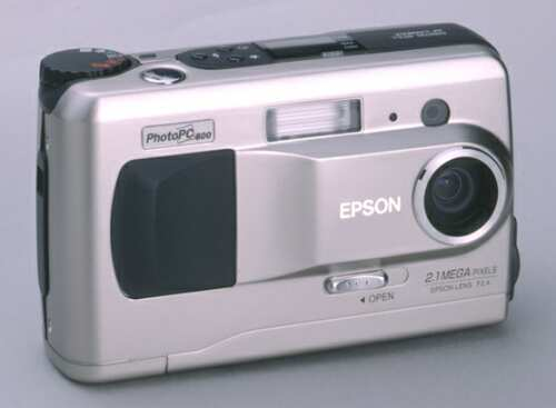 Epson PhotoPC 800 (1999)