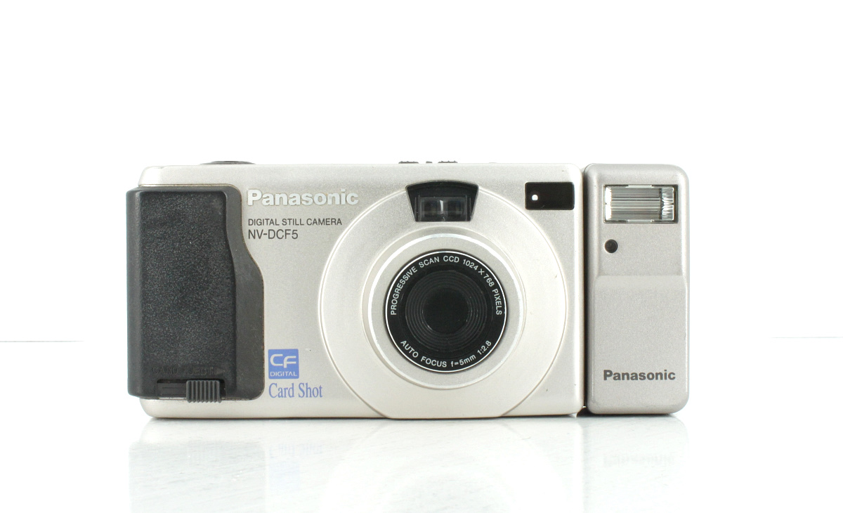 Panasonic NV-DCF5 (1998)