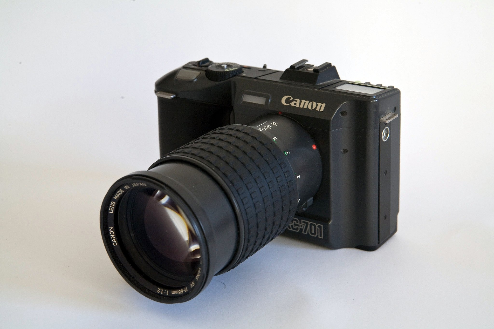 Canon RC-701 (1986)
