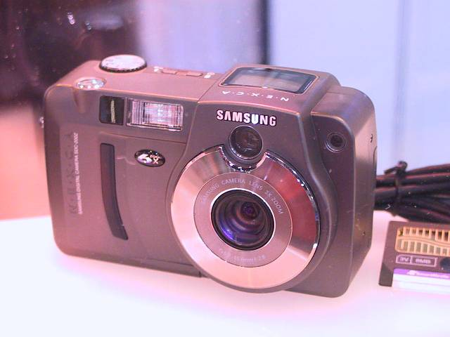 Samsung Digimax 150 (© The Imaging Resource)