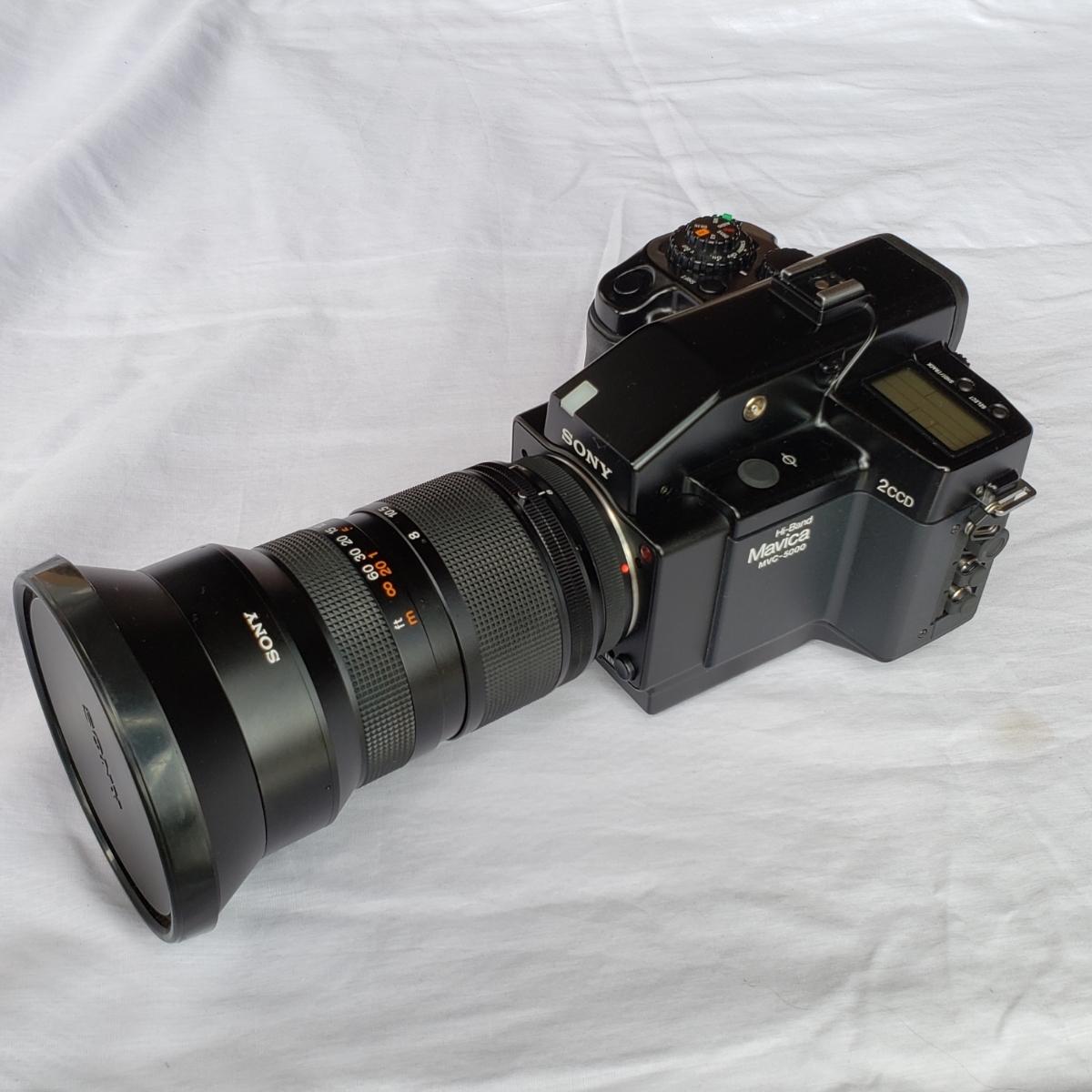 Sony ProMavica MVC-5000K (1990)