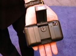 Largan Digital Lmini 350k Flip Prototype (© Impress Corp.)