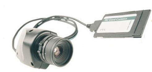 VLSI PC Card Camera (1994)
