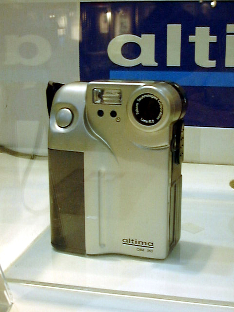 Altima Cam350 (© Impress Corporation)