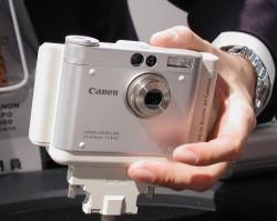 Canon Micro Bubble Jet Camera (© PhotoSill)