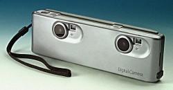 Kodak DC20 3D conversion (© David G Burder, FRPS)