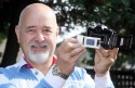 DigiPod and inventor James Jackson (© Newsquest)