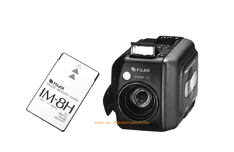 Fujix DS-H1 (© Fujifilm Corp.)