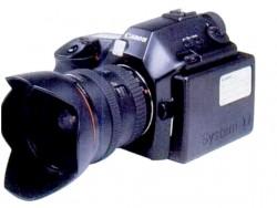 Canon digital EOS (Hi-Def Digital Camera) (© Canon/Popular Science)