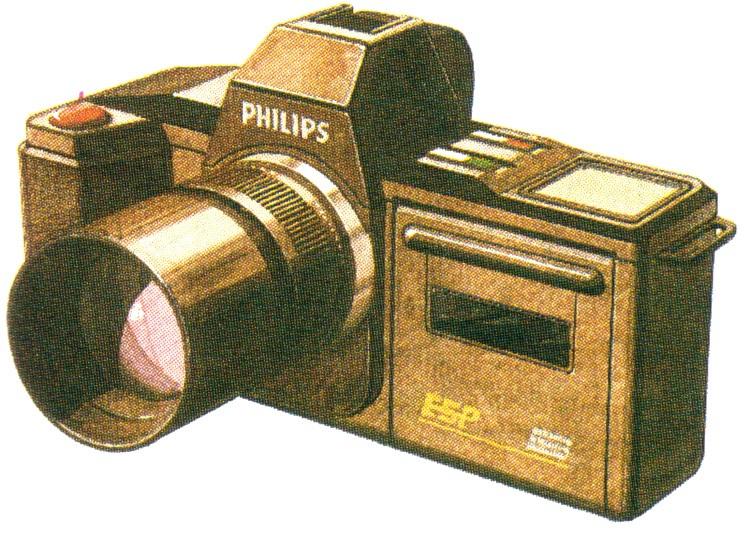 Philips ESP SVC Konzeptstudie (1986)