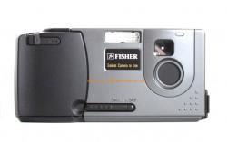 1997 Fisher FVD-V1 front (© digicammuseum.com)