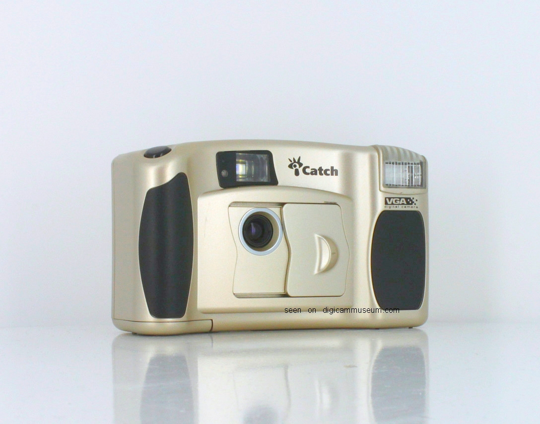 iCatch VGA Digital Camera (1999)