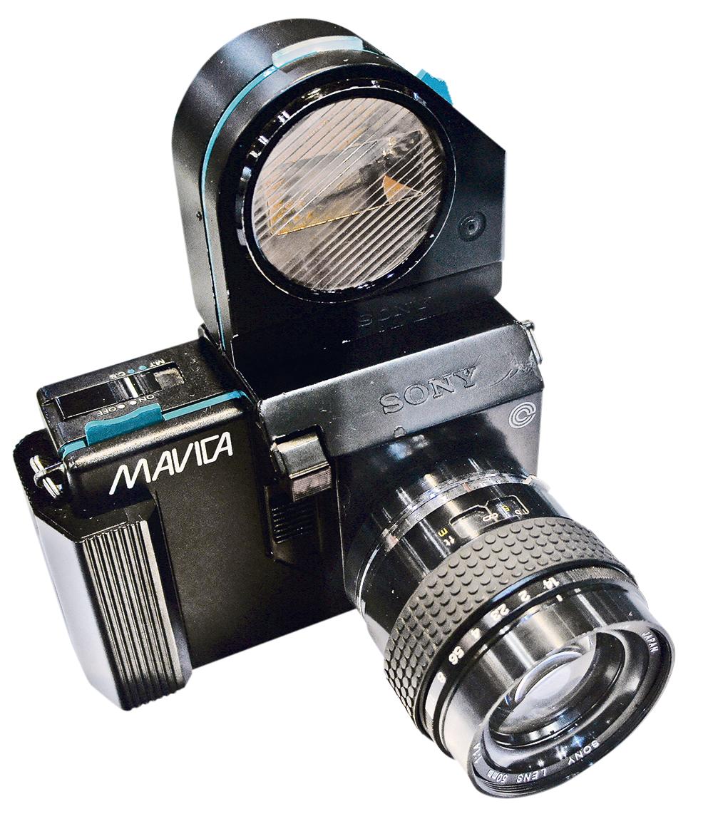 Sony Mavica (1981)