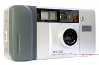 Mustek MDC-800 (© digicammuseum.com)