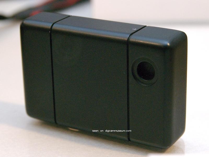 Early Casio QV-10 mockup model (© Casio)