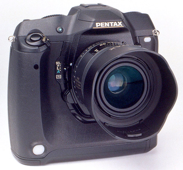 Pentax MR52 digital SLR (© AOHC)