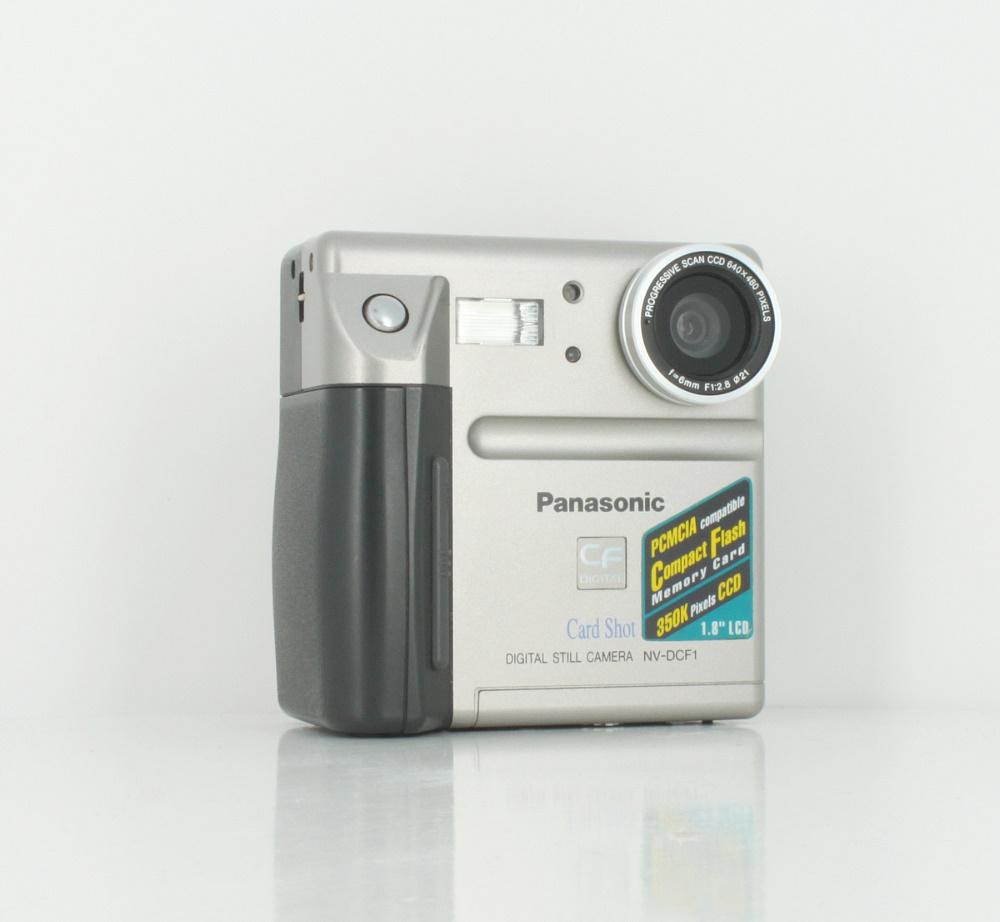 Panasonic NV-DCF1 (1997)