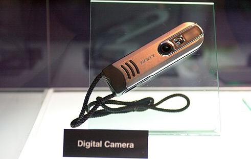 Sony Pen Cam (© Juergen Specht)