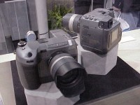 Minolta Dimage RD3000 prototype 1998 (© watch.impress.co.jp)