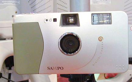 Sampo DCE-400 (1999)