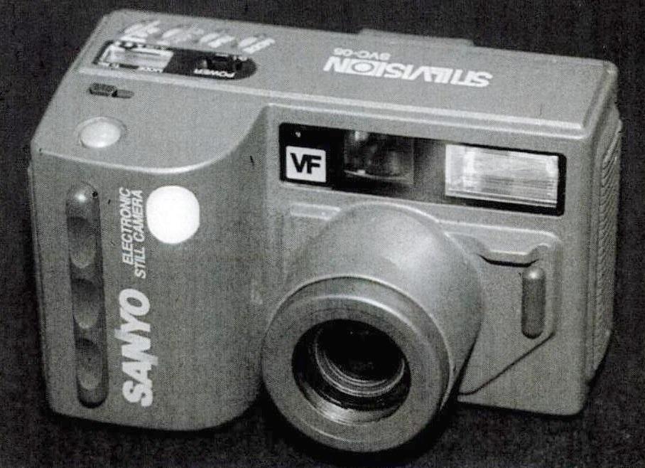 Sanyo SVC-05 (© Sanyo/Bonnier corp.)