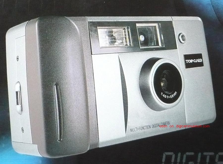 Viewcome Topcam TC-800 (1999)