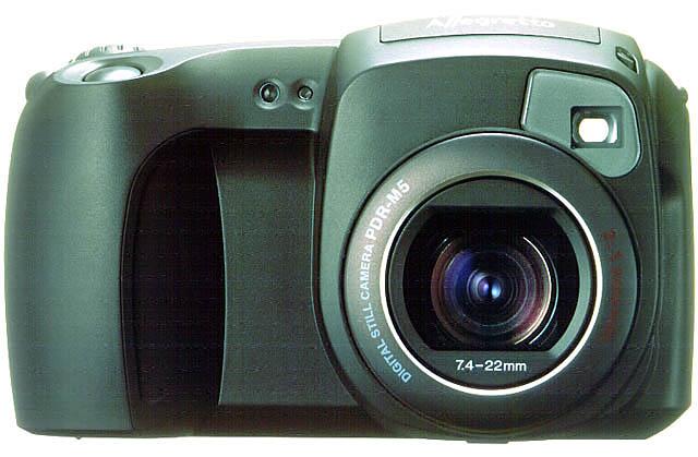 Toshiba PDR-M5 (1999)